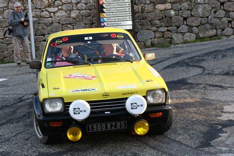 opel kadett 1977 opel kadett gte 1977 rallye monte carlo historique 2016