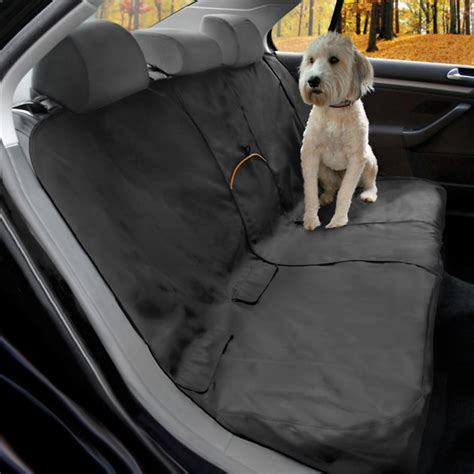 kurgo bench car seat cover kurgo bench seat cover black chewy