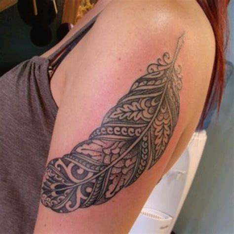 henna feather tattoo tattoos pinterest