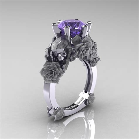 Tanzanite Rings by Purple Tanzanite Ring Www Pixshark Images