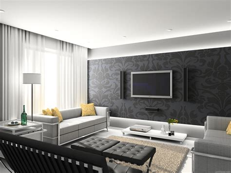 White And Gray Living Room | gray and white living room pictures photos and images
