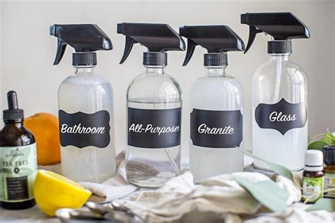 reasons     cleaning products