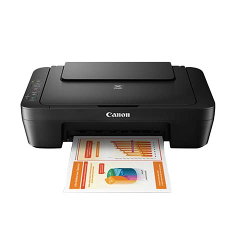 Printer Multifungsi jual canon mg2570s printer multifungsi hitam