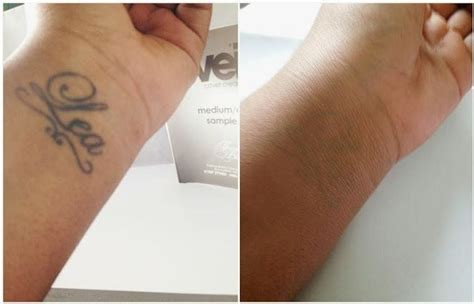 tattoo cream before 17 best images about skin camouflage before and after on