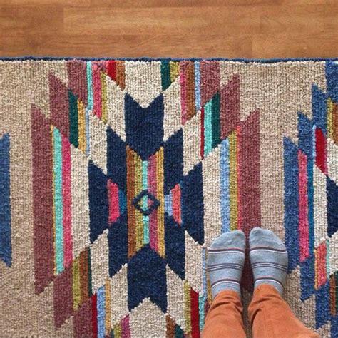 creative rug designs creative locker hooked designs color