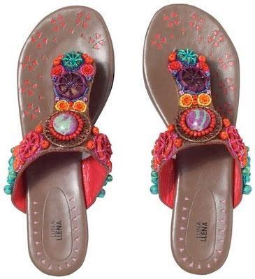 como decorar unas sandalias con liston sandalias decoradas con list 243 n o pedrer 237 a paso a paso