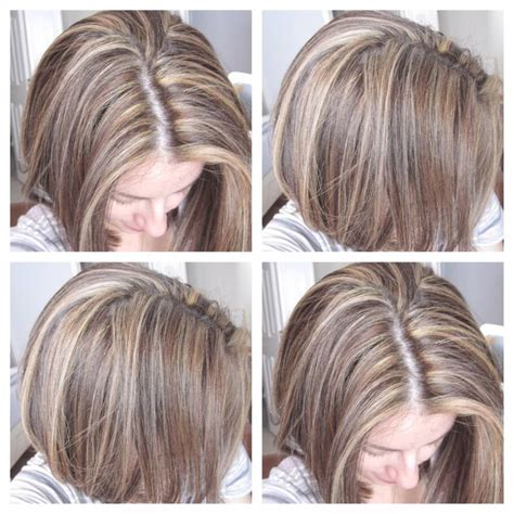 tri layer of dying hair queenofcute39s tri colored hair hair colors ideas of tri