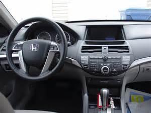 Honda Accord 2008 Interior 2008 Honda Accord Pictures Cargurus