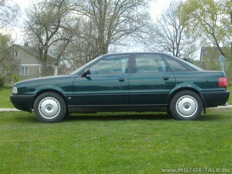 Suche Audi 80 by Suche Hecksto 223 Stange F 252 R Ein Audi 80 B4 In Gr 252 N Suche