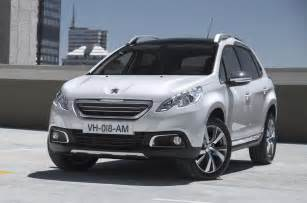 Peugeot 2008 Crossover Reviews Peugeot 2008 1 6 E Hdi 115