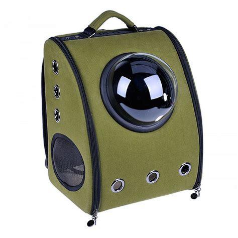 Backpack Cat stylish backpack carrier for your cat fubiz media