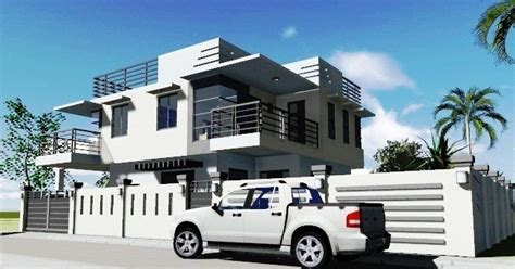 House Designer Builder Weebly by 2 Storey W Roofdeck Amp Pool House Designer And Builder