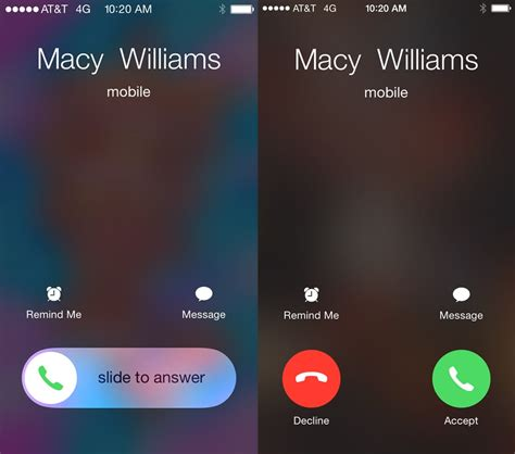 call 3 mobile iphone accepting calls slider versus buttons popsugar