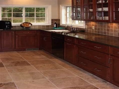 Tiled Kitchen Floors Floor Tile Types Houses Flooring Picture Ideas Blogule