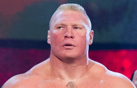 Brock Lesnar To Face Braun Strowman At Wwe Great Balls Of Brock Lesnar