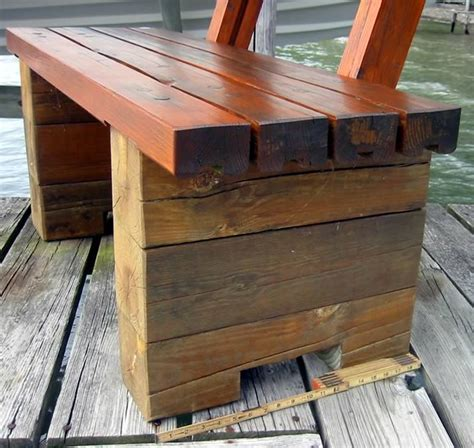 outdoor bench height how to build garden bench seat height pdf plans