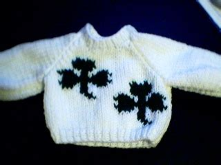 Woolen Coat By Baby Panda handmade sweaters for