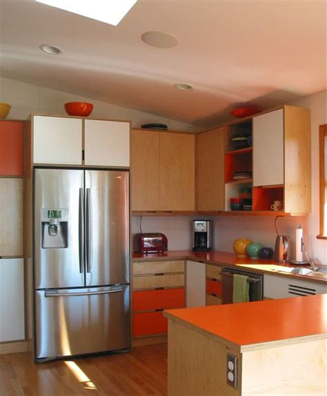 kitchen cabinets seattle mid century modern kitchen cabinets by kerf design