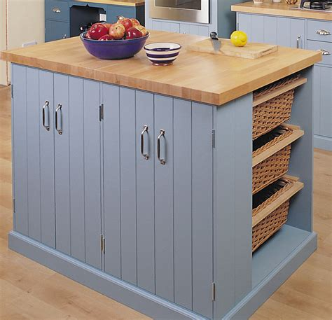 Unfitted Kitchen Furniture by Jonathan Avery Country Island Jonathan Avery