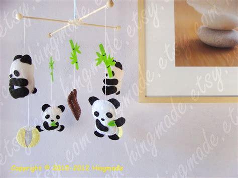 Panda Crib by Baby Crib Mobile Panda Mobile Mobile Children