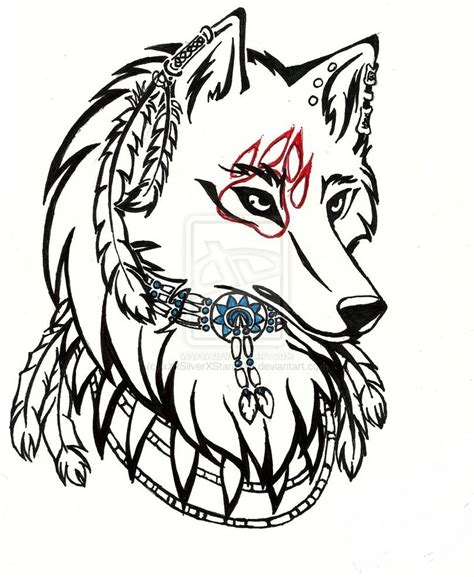 native american tribal tattoo designs wolf poems wolves photo 34908707 fanpop
