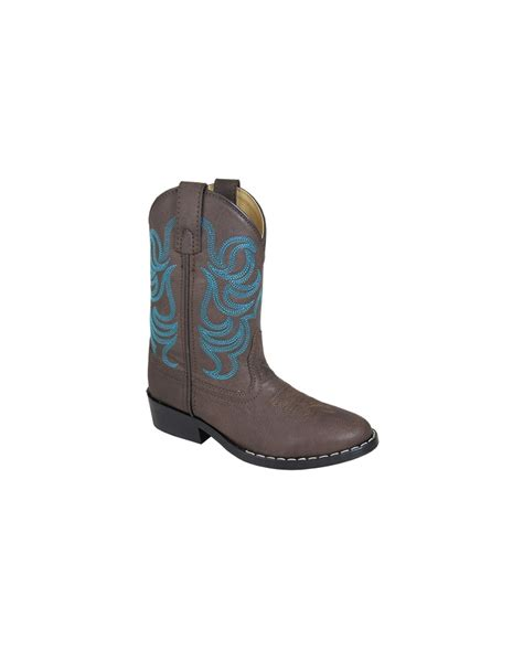 smoky mountain 174 boots brown western boots fort brands