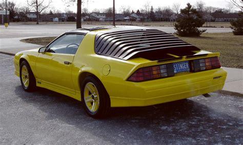 85 camaro t top 1985 chevrolet camaro iroc z 28 t top 39709