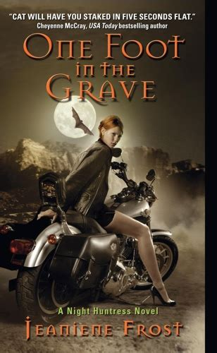 two nights a novel books one foot in the grave jeaniene huntress 2