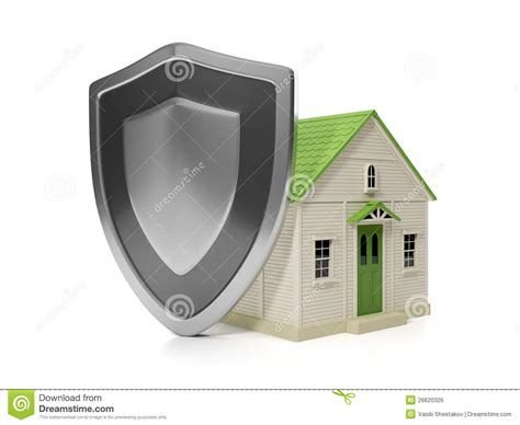 what home insurance protects from housing estate home insurance protection royalty free stock image image 26620326