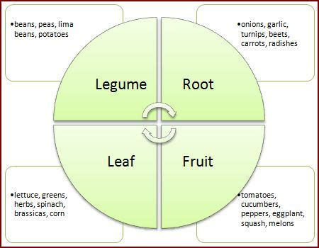 Vegetable Garden Crop Rotation Chart Crop Rotation Tips What Crops To Follow Up With Grower