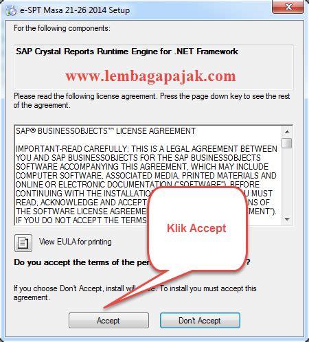 tutorial espt pph 21 pdf cara install e spt pph pasal 21