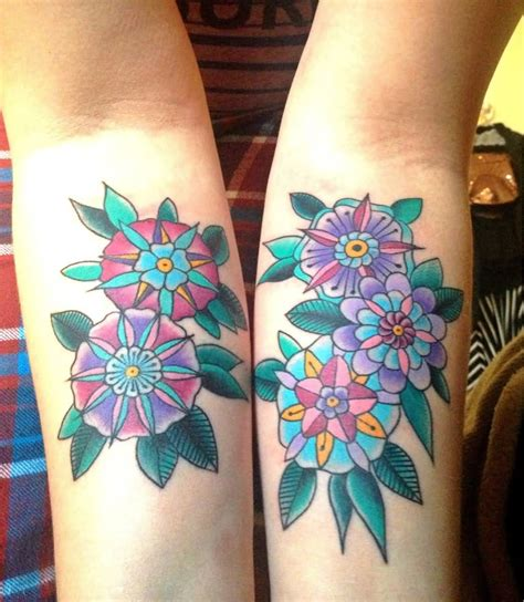 old school flower tattoo designs 48 beautiful school flowers tattoos
