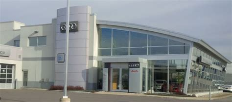audi dealership exterior commercial painting and renovations ltd commercial