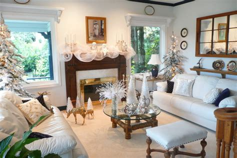 1000 ideas about winter living 5 decoration ideas for the festive living room frances hunt