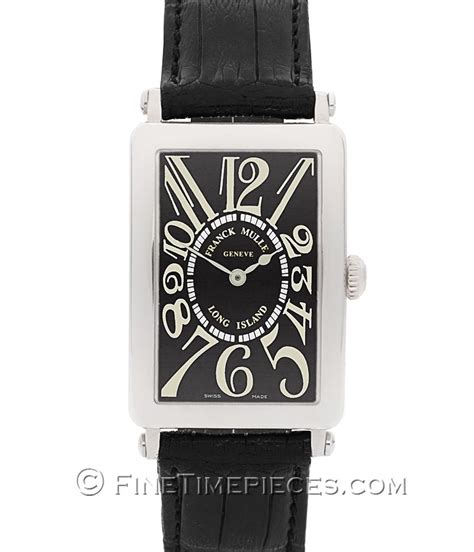 franck muller island 18 ct white gold ref 950qz finetimepieces