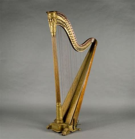What Size L Harp Do I Need 422 size floor harp by j f browne co lot 422