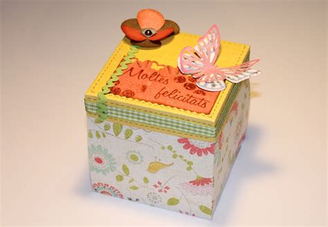 Secretbox Exploding Box Foto Stitch cajitas sorpresas para felicitar cumplea 241 os manualidades