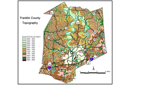 kentucky groundwater map groundwater resources of franklin county kentucky