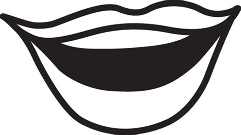 free coloring pages of cartoon mouths