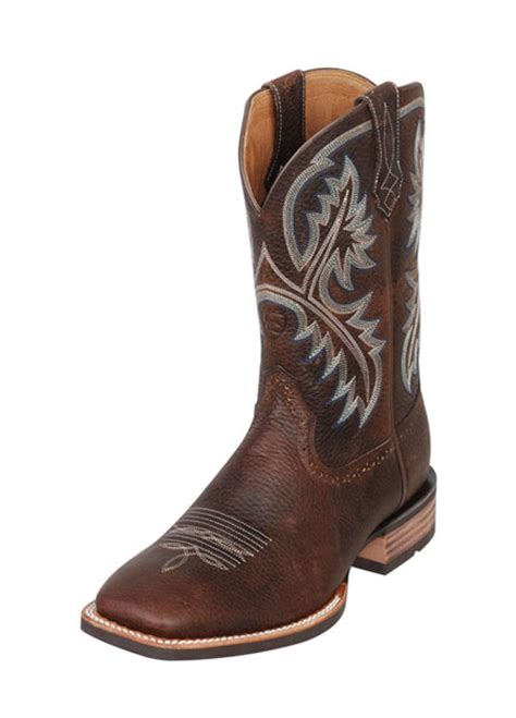 ariat quickdraw boots mens ariat s quickdraw western boot