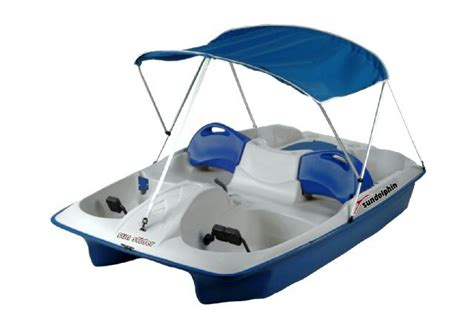 sun dolphin 5 seat pedal boat with canopy pallet sun dolphin sun slider 5 seat pedal boat with
