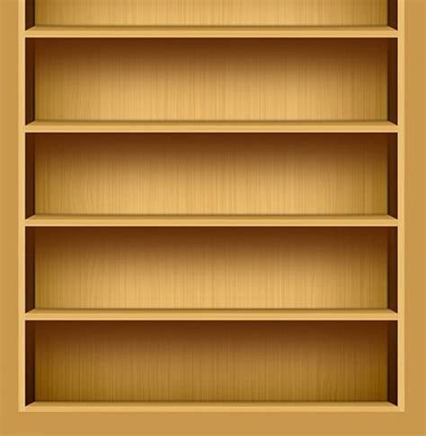 wood texture bookshelf illustration welovesolo