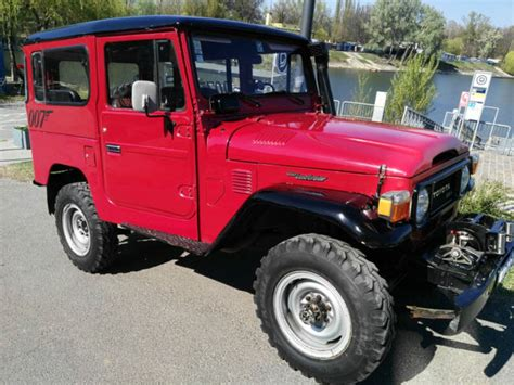 1980 Toyota Land Cruiser For Sale 1980 Toyota Land Cruiser Bj40 3 4l Diesel For Sale