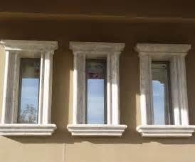Outside window moulding designs window design ideas