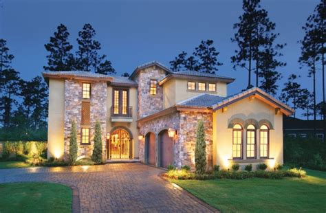 New 90 Spanish Style Home Designs Decorating Inspiration Ranch Style Home Design