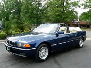 2000 Bmw 740il For Sale Sell Used 2000 740il Custom 110 000 4 Door Quot 1000il