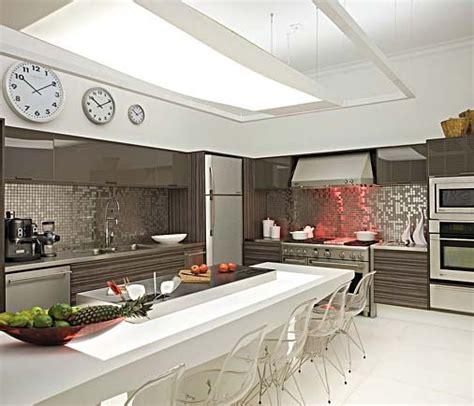 imagenes de cocinas modernas  isla