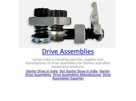 Ppt Drive Assemblies Powerpoint Presentation Id 7479174 Presentation Drive