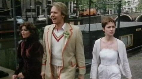 dr who arc of infinity on this day in 1983 tegan returned to the tardis