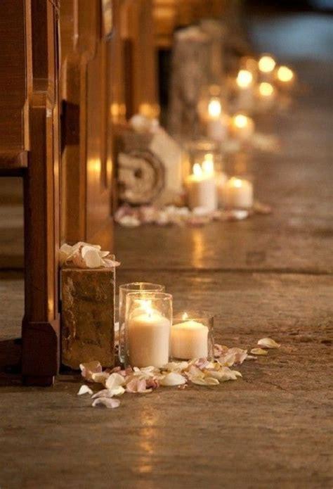 Wedding Aisle Ideas Church by 25 Best Ideas About Church Wedding Decorations On